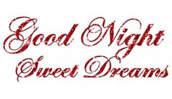 Good night emoticon