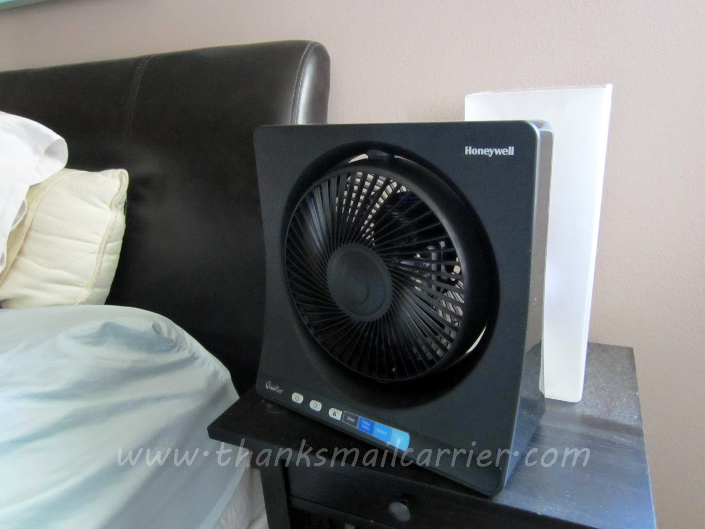 Honeywell QuietSet Fan