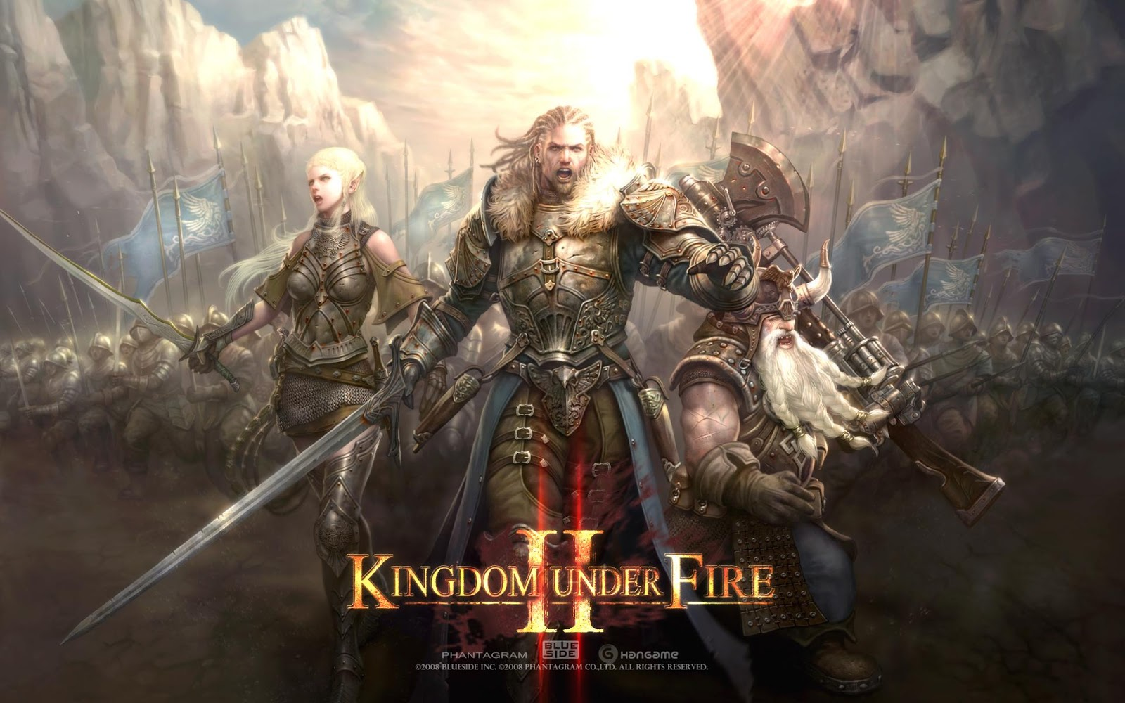 Kingdom Under Fire II Game
