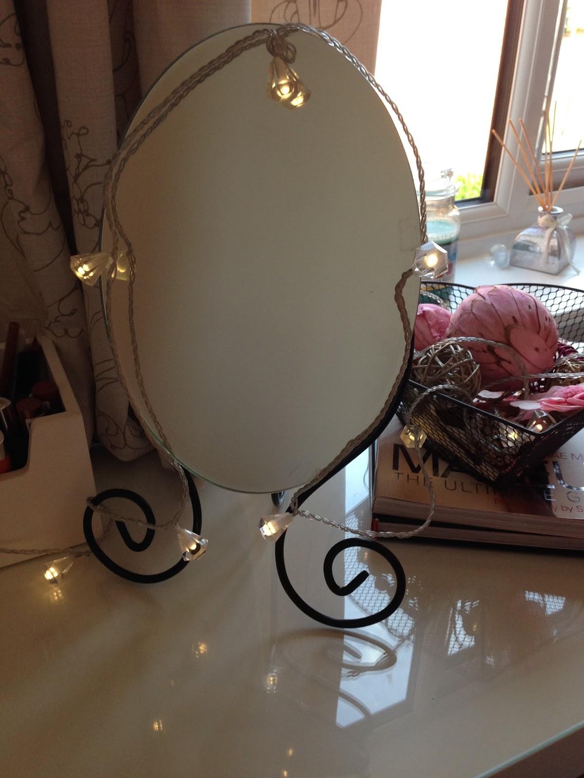 IKEA MYKEN Table Mirror