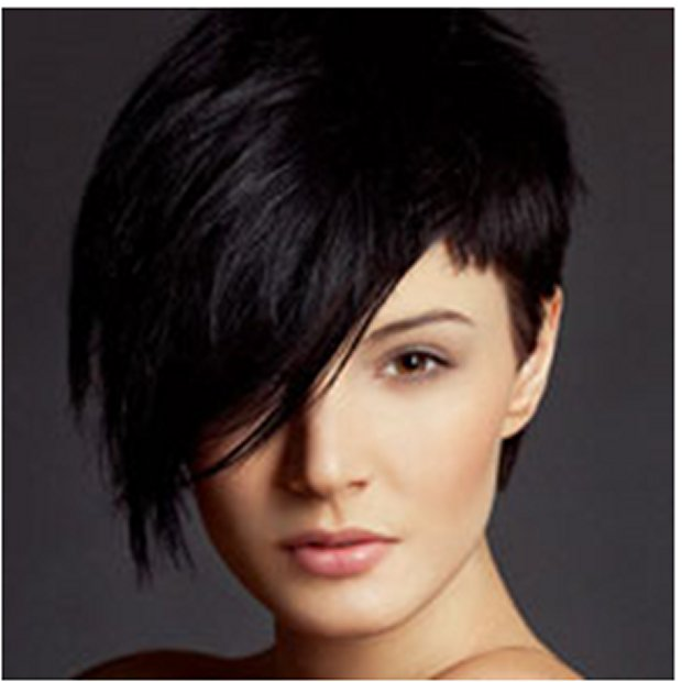 Women Short Haircuts Style For Fine Hair 2013 ~ Short Haircut Styles
