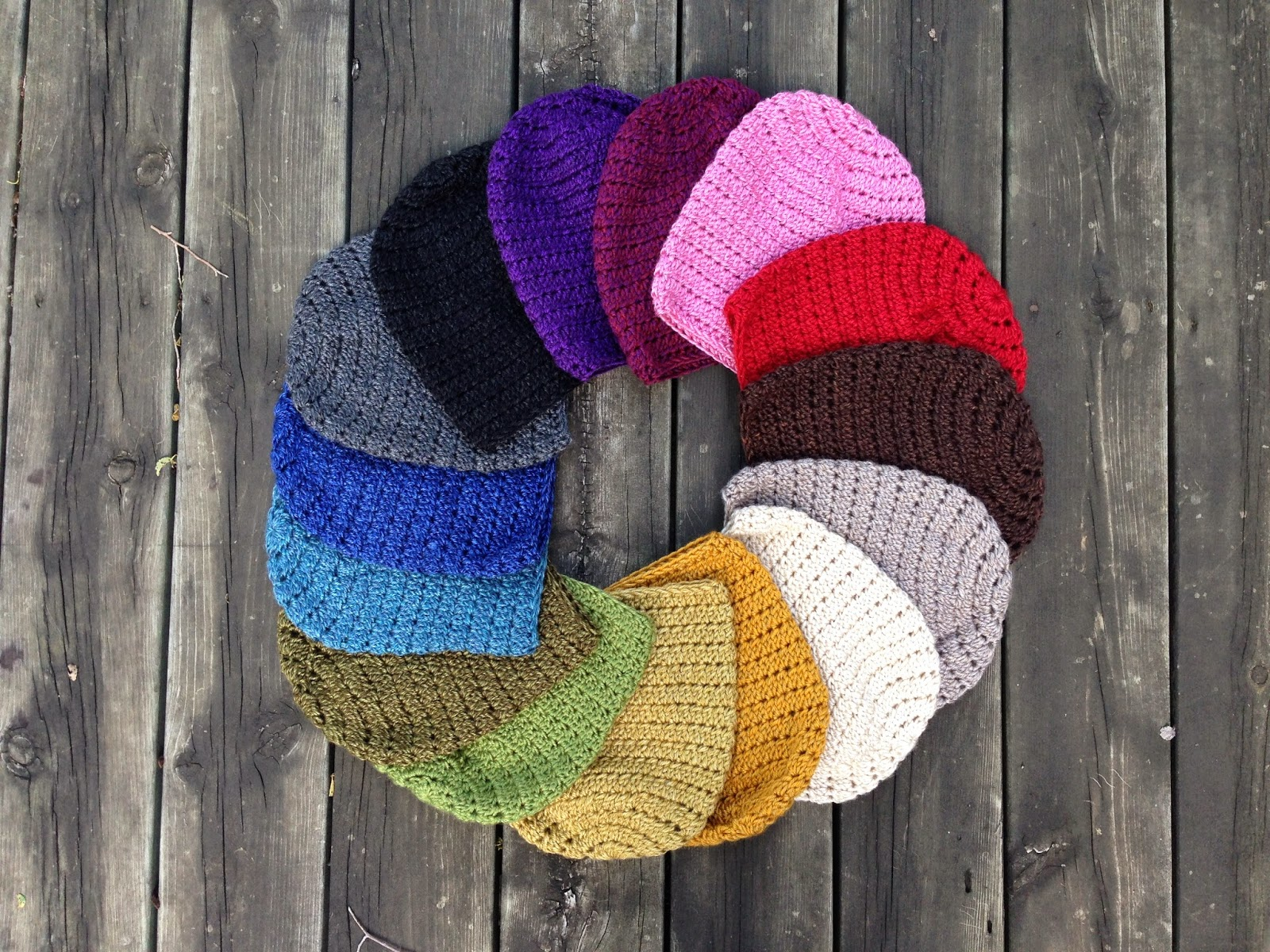 Impossible Hats