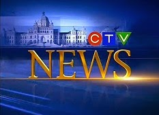 Images From CTV ISLAND NEWS INTERVIEW WITH BRIAN VIKE.