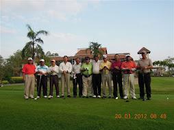 Muang Kaew Golf Club, Bangkok, Thailand