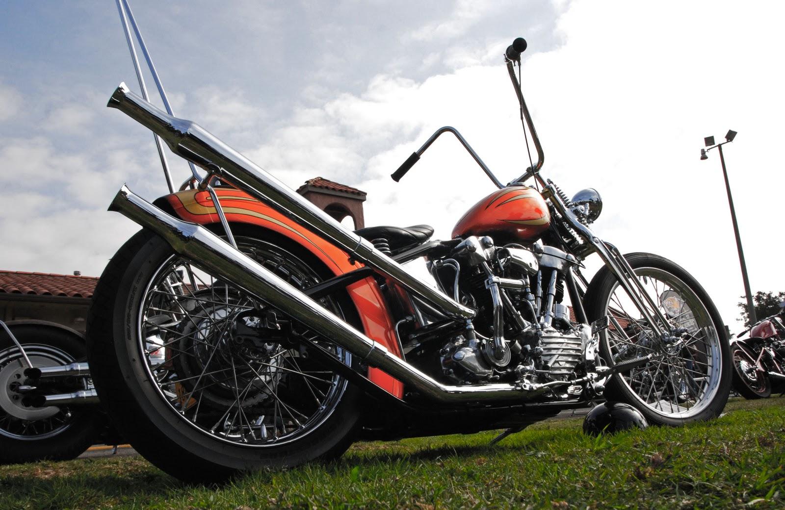 Blam Photo David Mann Chopper Fest