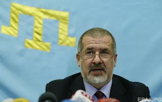 Крымские татары начинают акцию по блокированию Крыма со стороны материковой части Украины на админгранице с полуостровом.