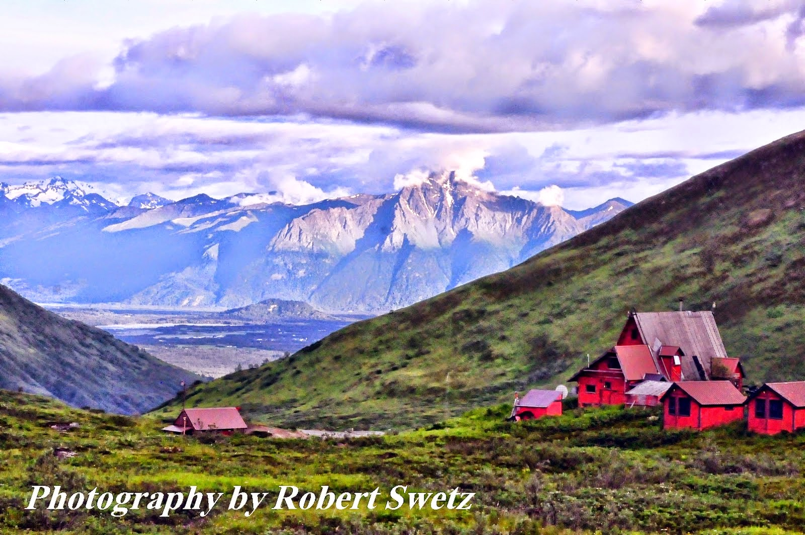 Hatchers Pass Lodge Alaska Robert Vegas Bob Swetz 8 20 2014