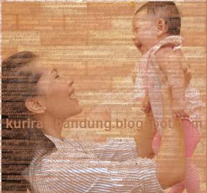 bayi stimulasi kurir asi bandung