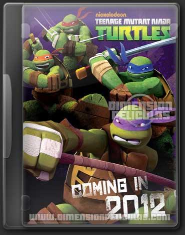 Tortugas Ninja (Temporada 1 HDTV Inglés Subtitulado) (2012)