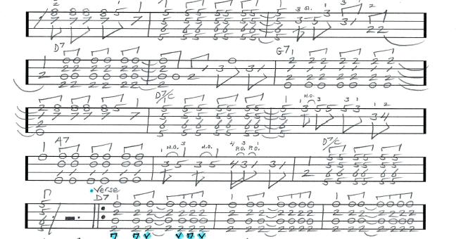 Jeffrey Thomas : Skype lessons for guitar, bass, and ukulele: Etta James u0026quot;Hound Dogu0026quot; Free ...