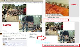 kasus rohingnya hoax foto