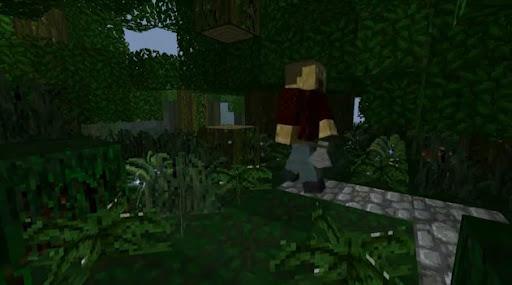 Predator Minecraft