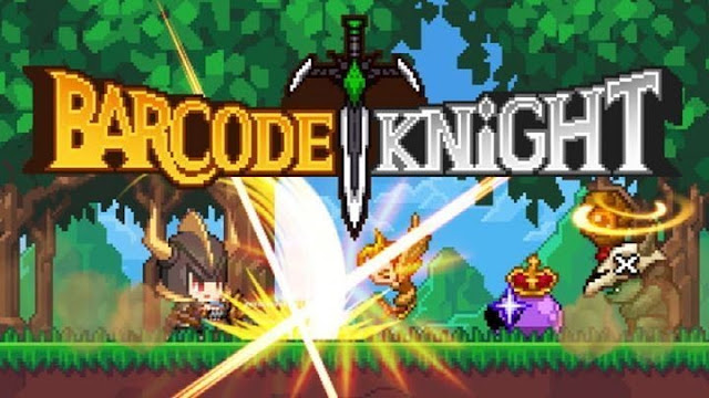 Barcode Knight v1.1 Apk Mod [Dinero]