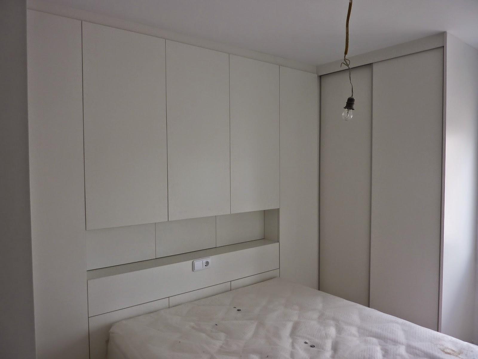 Carpinteria muebles a medida mueble dormitorio a medida - Dormitorio a medida ...