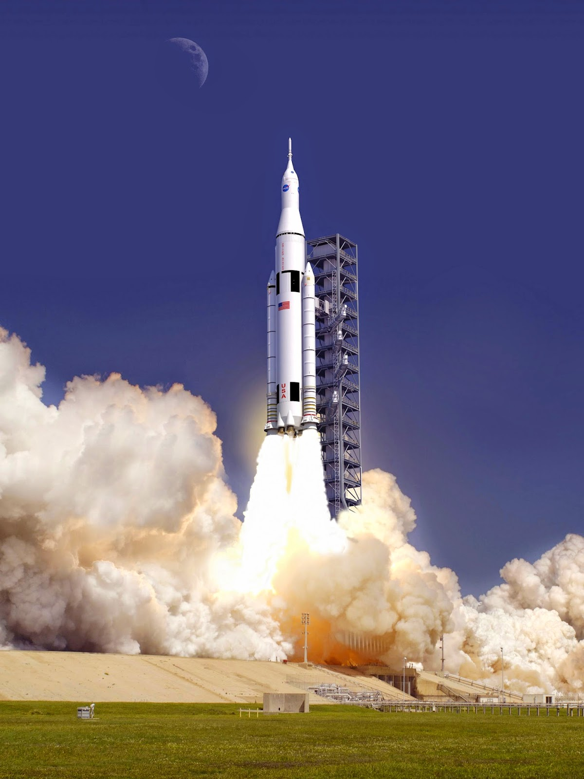 Far future horizons orion nasa 39 s deep space for Space exploration