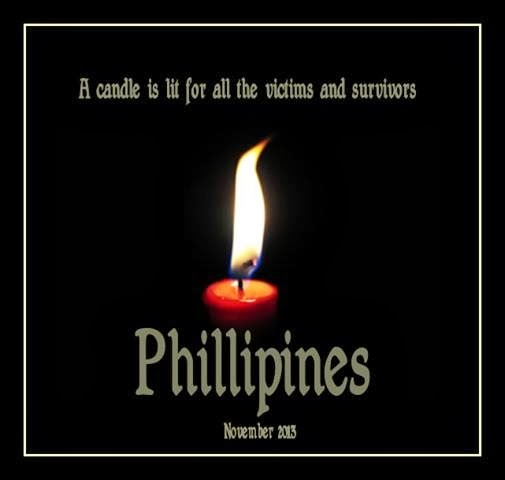 Light a Candle for the Philippines: