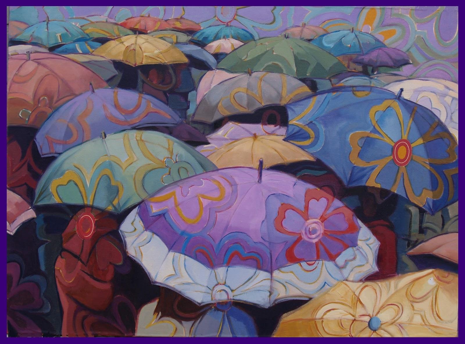 Cuadros juan ruiz ib ez paraguas y sombrillas - Fotos y cuadros ...