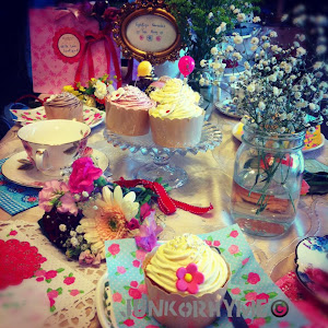 My daughter's 1st Tea-Party
