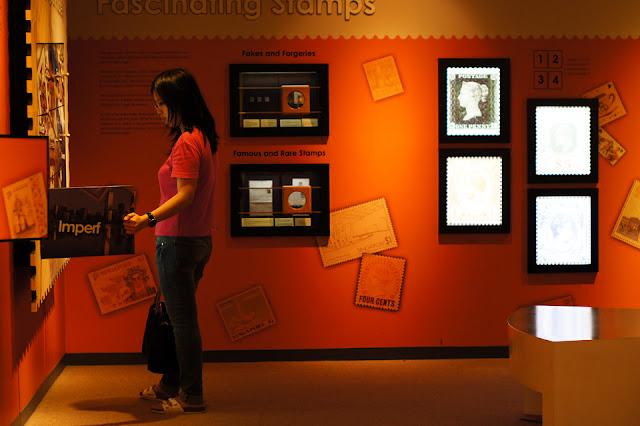 museum singapore singapura post stamp