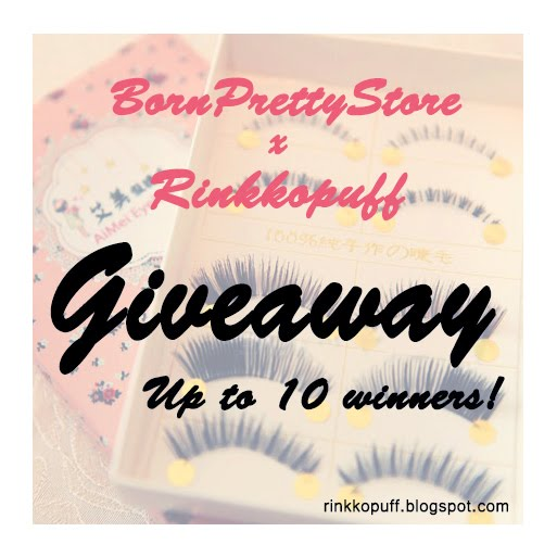 ❥ ENTER MY GIVEAWAY!
