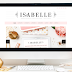 Isabelle - Creativemarket WordPress Theme