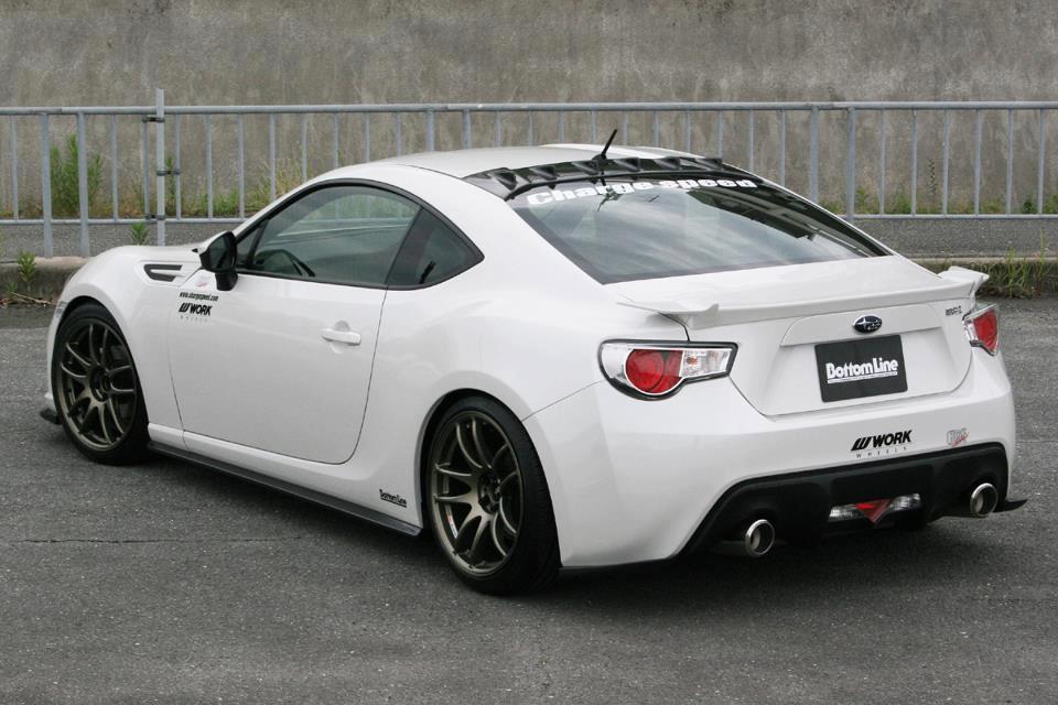 japoński sportowy samochód, coupe, piękny, design, 日本車 スポーツカー チューニングカー, Subaru BRZ