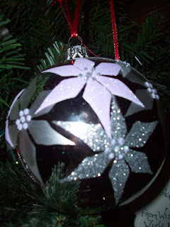 Secret Sister Ornaments