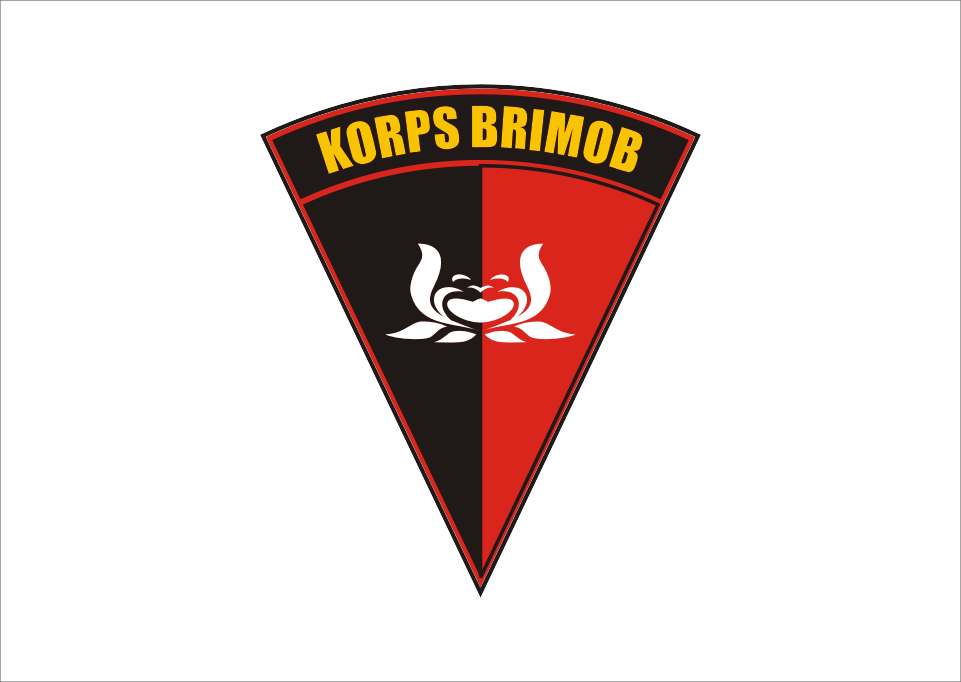 Download Logo Korps Brimob Vector