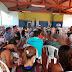 Dezenas de pessoas participam da reunião sobre o curso de Piscicultor do Pronatec em Itapiúna