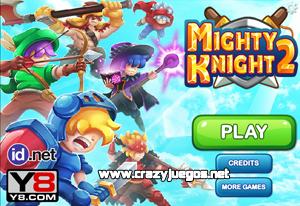 Jugar Mighty Knight 2