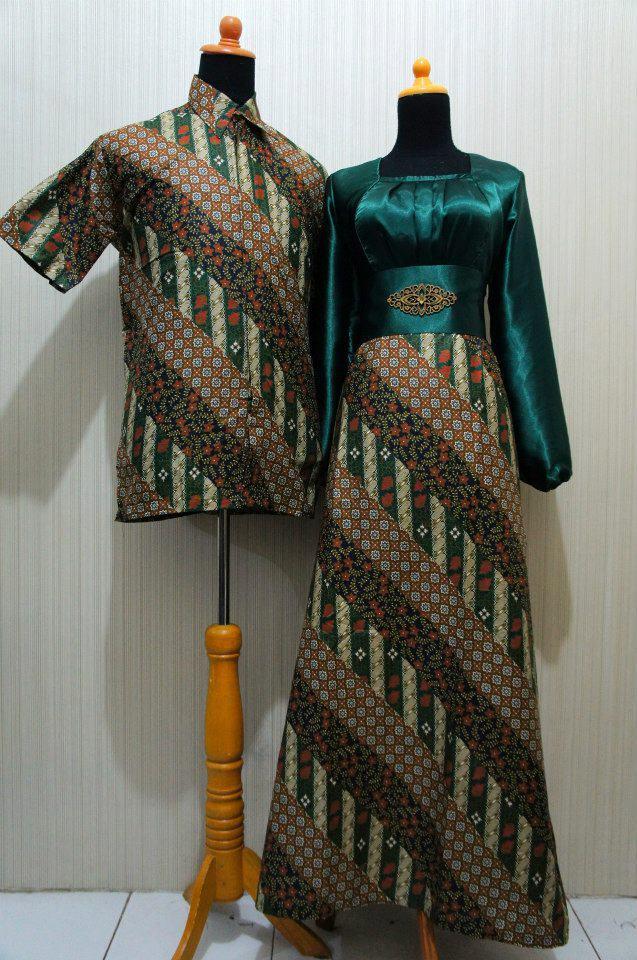 Kumpulan Baju Batik Baju Batik Sarimbit Saat Ini