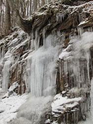 Winter in the Cohuttas