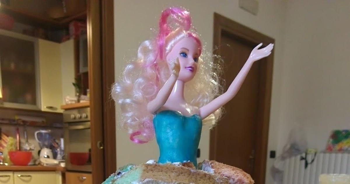 La cucina di gloria la torta barbie - Cucina gloria mercatone uno ...