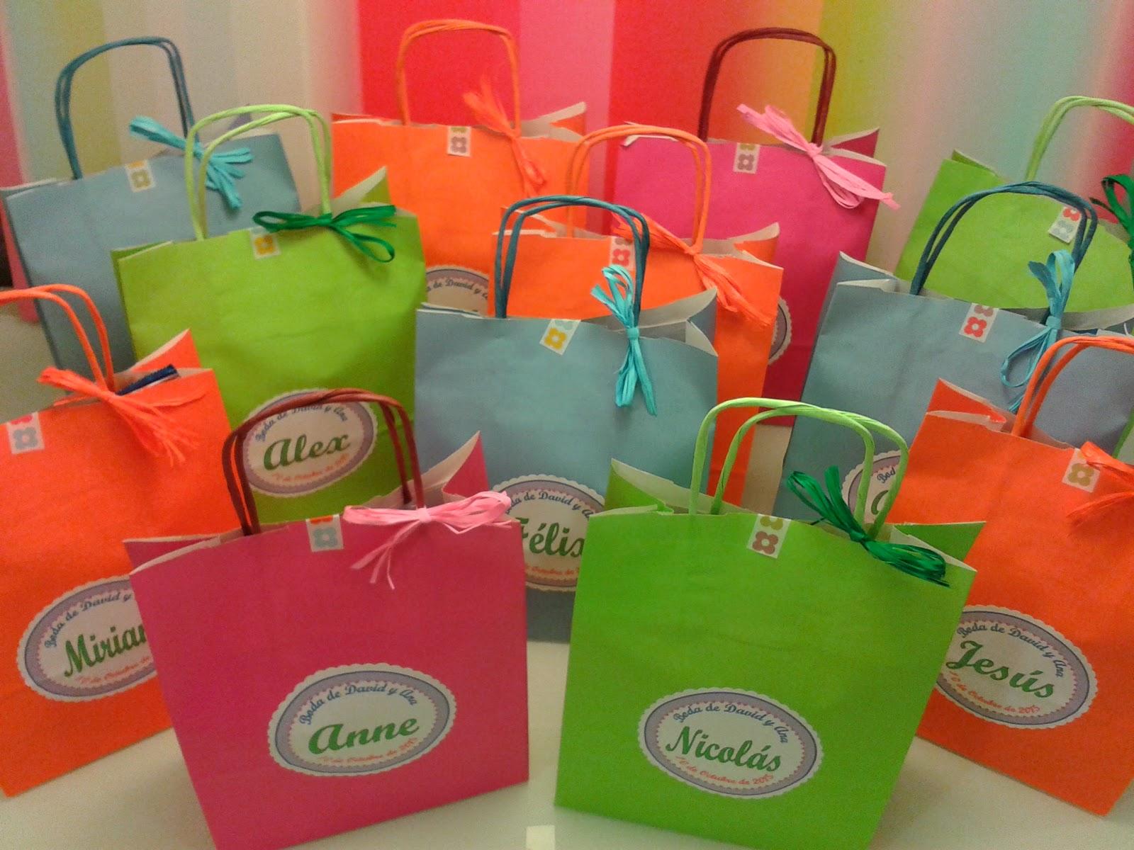 Chuchedetalles pamplona bolsas de chuches para la boda de - Ideas originales para comuniones 2015 ...