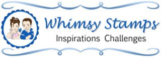 NEW...Whimsy Stamps Inspiration Challenge Blog...