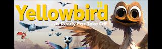 yellowbird-gus petit oiseau grand voyage-sari kus-minik kus