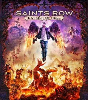 Saints Row Gat out of Hell-RELOADED Full Version PC