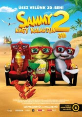 Las Aventuras de Sammy 2  | 3gp/Mp4/DVDRip Latino HD Mega