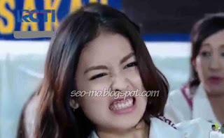 Foto Lucu Reva Natasha Wilona Di Anak Jalanan RCTI Episode 5