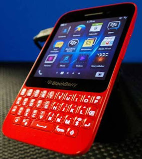 BlackBerry Q5 Launches - Rs 24,999