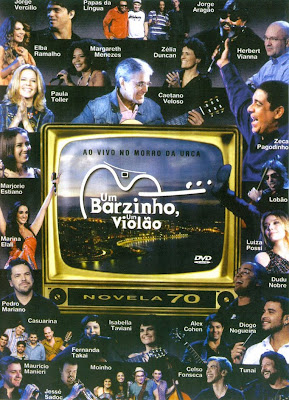 Um Barzinho, Um Violo - Ao Vivo No Morro da Urca - BRRip