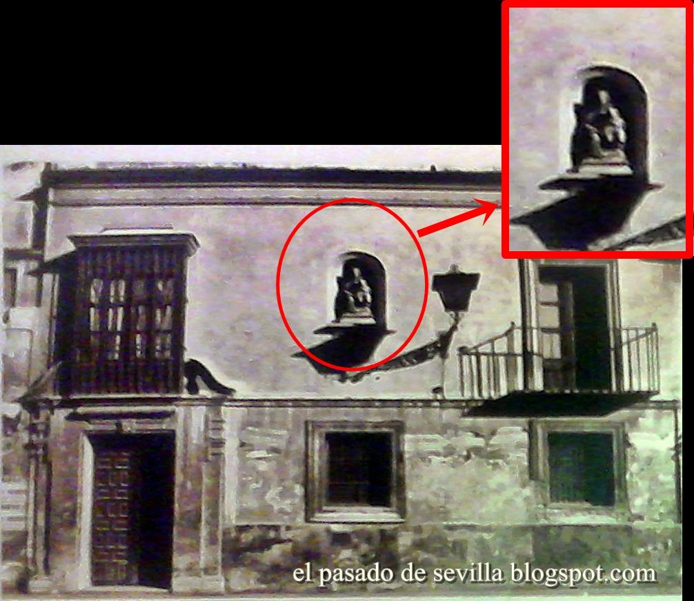 El pasado de sevilla erase que se era la virgen de la luna - La casa de la luna sevilla ...