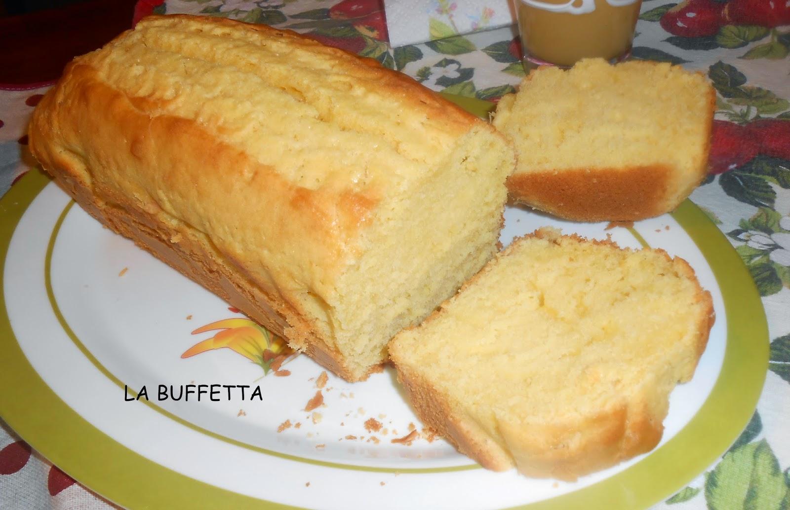 plumcake da colazione