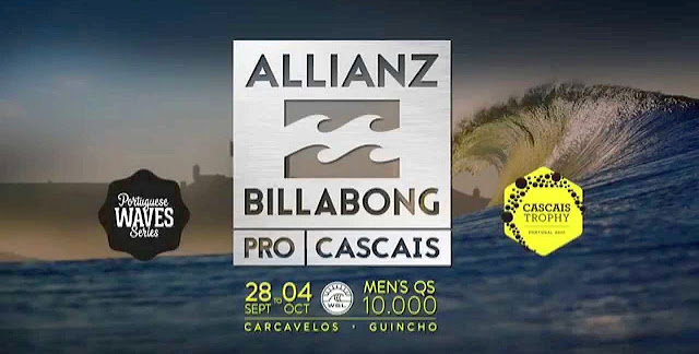 Allianz Billabong Pro Cascais Teaser