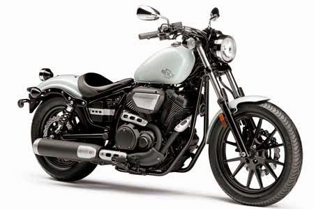 gambar motor gede Yamaha