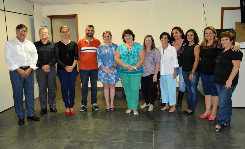 Novos membros do Conselho Municipal de Educação de Teresópolis RJ