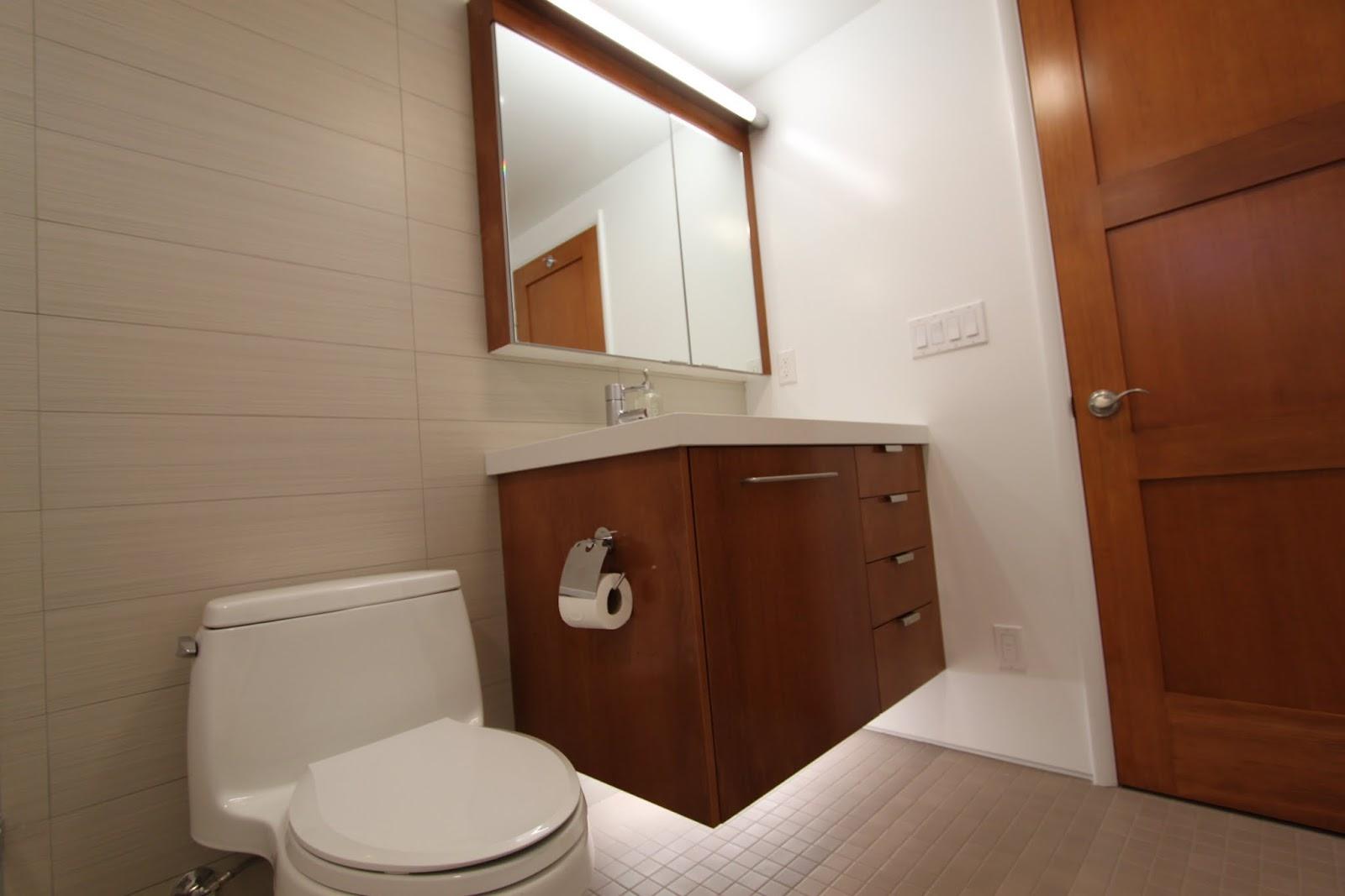 Top five favorite features mid century bathroom remodel for Best bathroom features