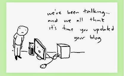 Catatan Hati Seorang Blogger