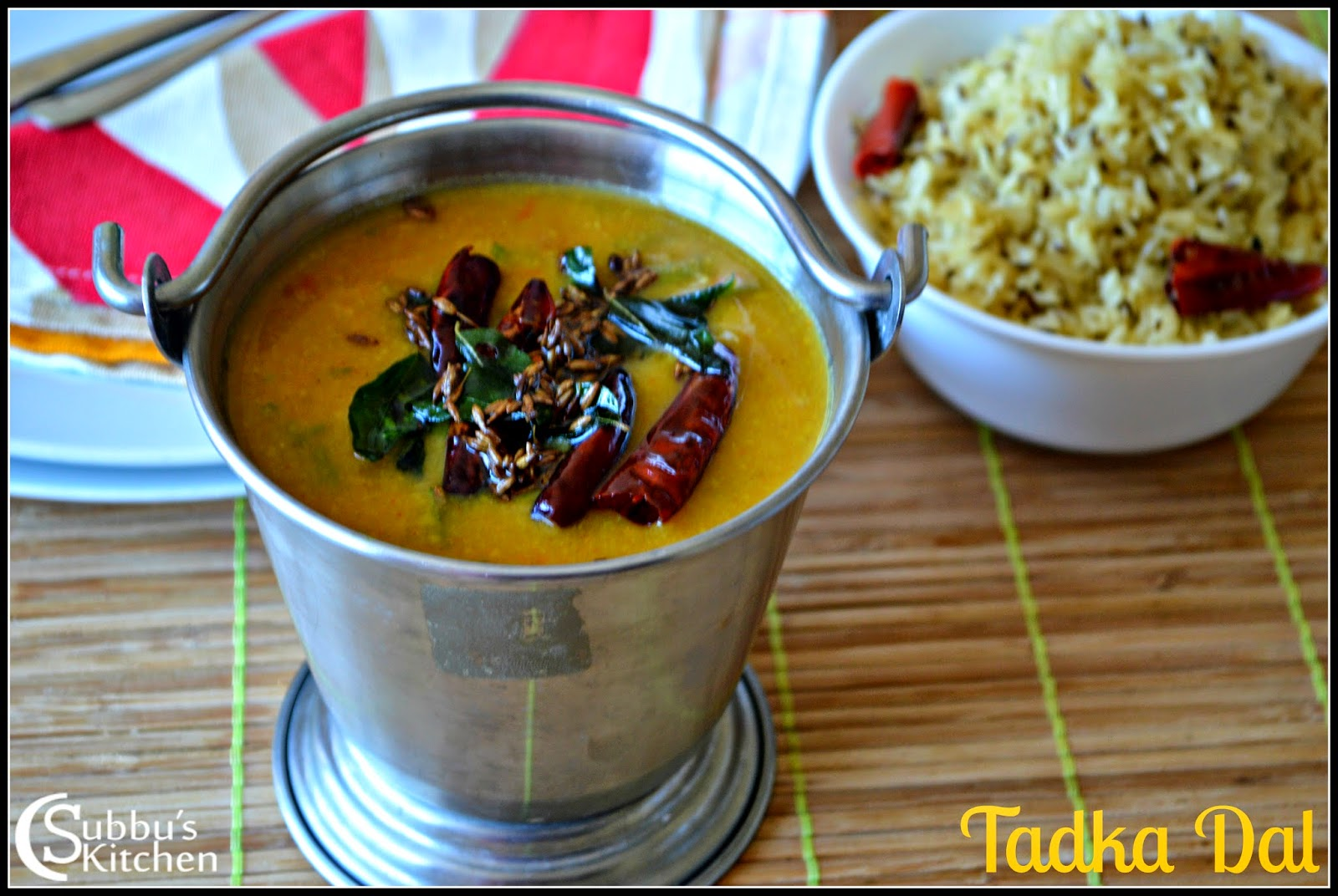 Tadka Dal Recipe | Dal Tadka Recipe