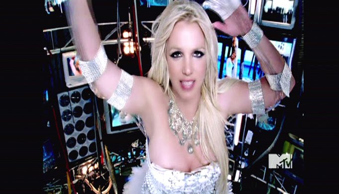 britney spears hold it against me video screenshots. Oh, the new Britney!